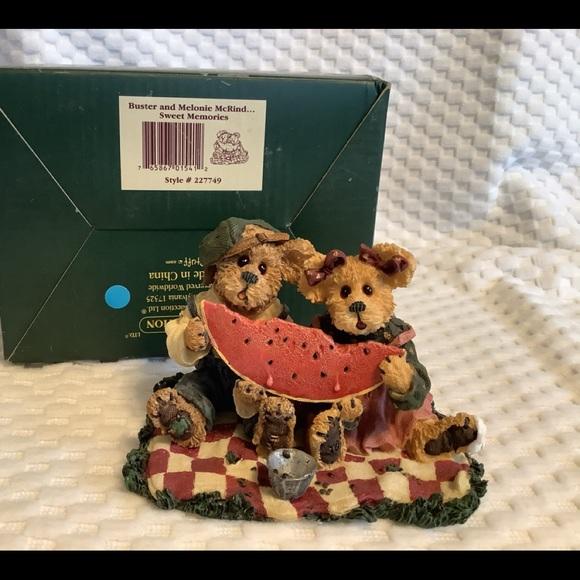 Boyd's Bears - Buster & Melonie McRind